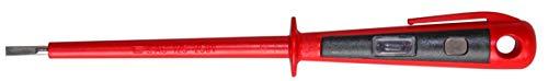 H+H Werkzeug 45900 Europrüfer/Spannungsprüfer/Phasenprüfer bis 250V GS geprüft nach VDE 0680 Made in...