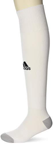 Adidas Unisex Erwachsene Milano 16 Socken, Weiß/Schwarz, 6.5-8 UK (40-42 EU)