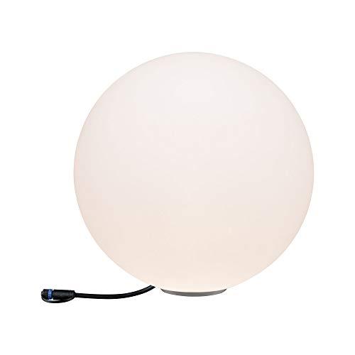 Paulmann 941.78 Outdoor Plug & Shine Lichtobjekt Globe IP67 3000K 24V 94178 Kugelleuchte Aussenleuchte...