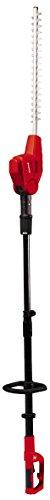 Einhell Elektro Stab Heckenschere GC-HH 5047 (500 W, 470 mm Schnittlänge, 20 mm Zahnabstand, Zusatzhandgriff,...