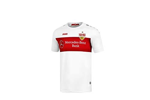 JAKO Kinder VfB Stuttgart Home Trikot, weiß, 164