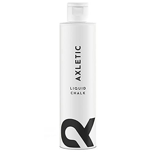 Axletic Liquid Chalk - Kalk Liquid für optimalen Grip, Schnell trocknend für den perfekten Halt beim...