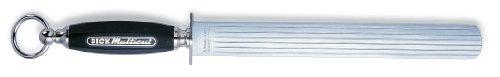 F. Dick 7650428 Multicut-Stahl, flach, fein geschnitten 27,9 cm, Schleifstahl