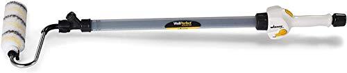 WAGNER Farbroller TurboRoll 550 für Wandfarben, 15 m²-10 min, Behälter 550 ml, Batteriebetriebener Motor,...