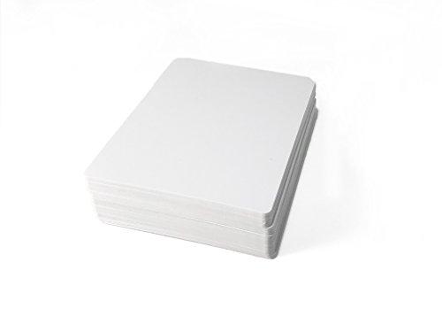 Apostrophe Games Leere Spielkarten (Mattfinish & Pokergröße)