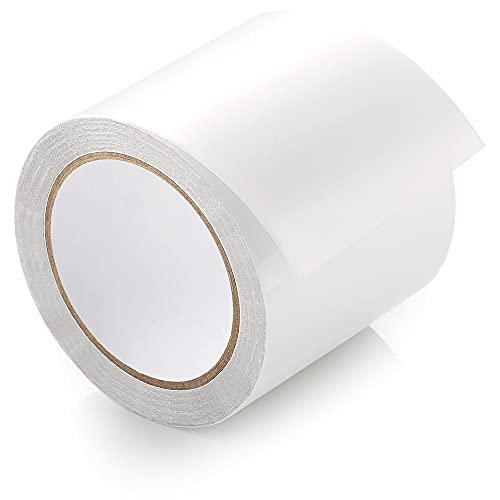 ecooe Zelt Klebeband 10M x 8CM Zelt Klebebänder Reparaturband Transparent wasserdichte Professionell geeignet...