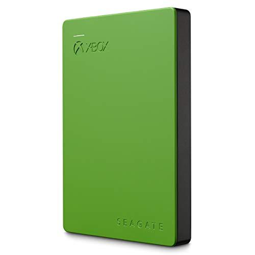 Seagate Game Drive Xbox, tragbare externe Festplatte 2 TB, 2.5 Zoll, USB 3.0, Xbox, Modellnr.: STEA2000403