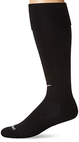 Nike Unisex Erwachsene Knee High Classic Football Dri Fit Fußballsocken, Schwarz (Black/Weiß), 42-46 EU (L)