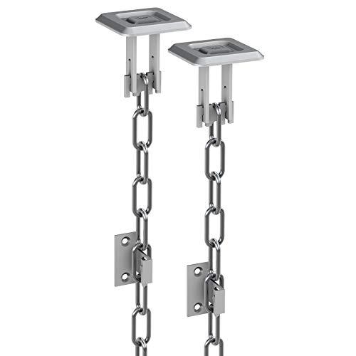 BASI® Gitterrost-Sicherung GS70 Einbruch-Schutz Zusatz-Sicherung für Licht-Schacht Keller-Schacht