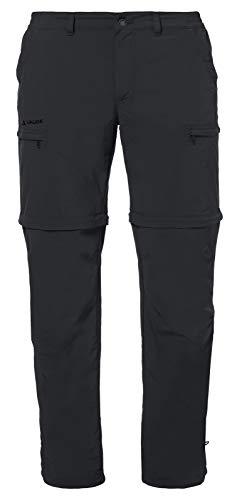 VAUDE Herren Hose Men's Farley Zo Pants Iv black, 54-Short
