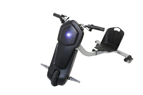 E-ROCK Drifting Scooter DX1 Elektro Motor 250 Watt Drift Trike, Drift Scooter, Driftscooter, Elektro Drift...