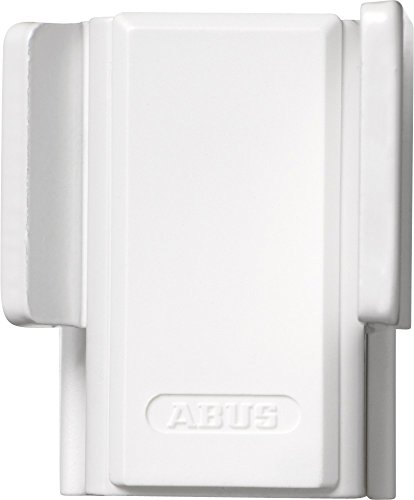 ABUS Fenster-Zusatzsicherung SW20 - Fensterschloss zur Montage ohne Anbohren des Fensterflügels und Rahmen -...