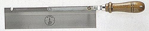 Feinsäge gekröpft 300 mm Sägeblatt umlegbar Gesamtlänge 425 mm