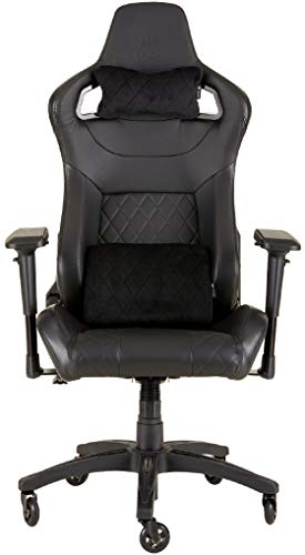 Corsair T1 Race (Kunstleder Gaming Rennsport Büro Stuhl,...