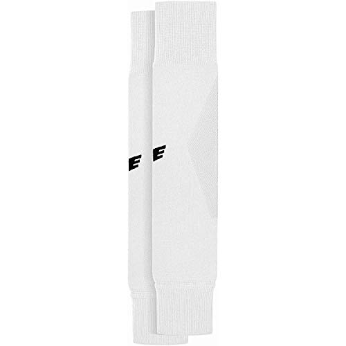 Erima Erwachsene Basic Tube Socken, weiß/schwarz, 4