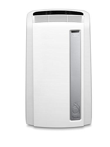 De'Longhi PAC AN112 Silent Mobiles Klimagerät (Klimaanlage, Luft-Luft System, Max. Kühlleistung 2,9...