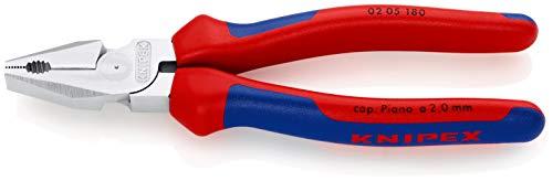 KNIPEX Kraft-Kombizange (180 mm) 02 05 180