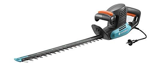 Gardena Elektro-Heckenschere EasyCut 420/45: Elektrische Heckenschere mit 420 W Motorleistung, 45 cm...