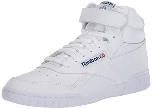 Reebok Herren EX-O-FIT HI High-Top, Weiß (Int-White), 45