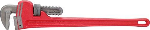 KS Tools 111.3520 Stahl-Einhand-Rohrzange, 450 mm