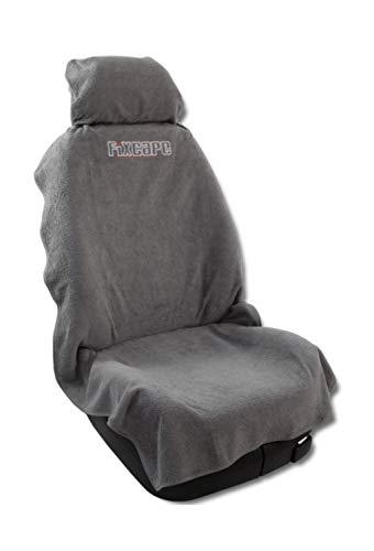 fixcape Autositzbezüge universal als Überwurf aus Baumwolle, Autositzbezug Schonbezug Sitzbezug für das...