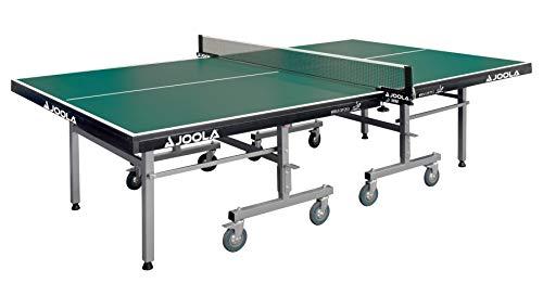 JOOLA Tischtennistisch World Cup 25-S | Indoor Tischtennisplatte ITTF Wettkampf Zulassung | Klappbares...