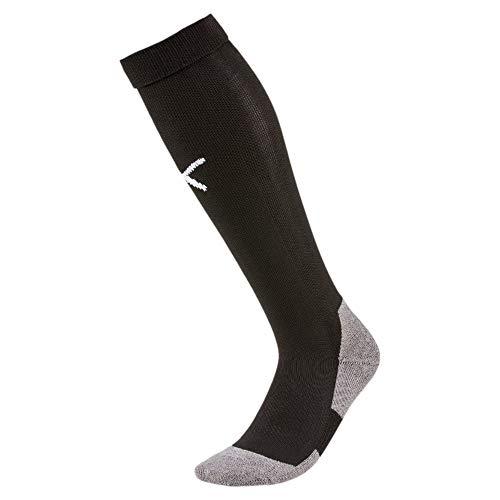 Puma Team LIGA Socks CORE Stutzen, Black White, 43-46 (Herstellergröße: 4)
