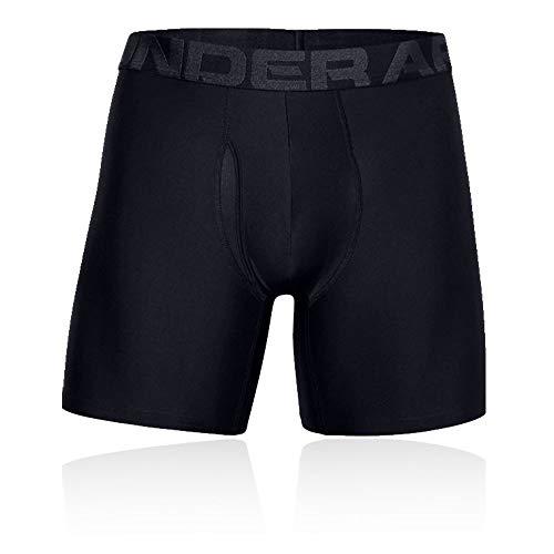 Under Armour Challenger III Knit Short, leichte Shorts, enganliegende kurze Sporthose Jungen, Academy / Halo...