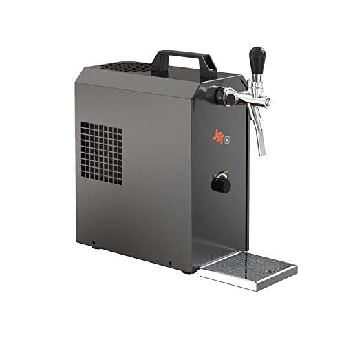 ich-zapfe.de JET 30 Zapfanlage - leistungsstarker und moderner Durchlaufkühler für Bier mit effizienter...
