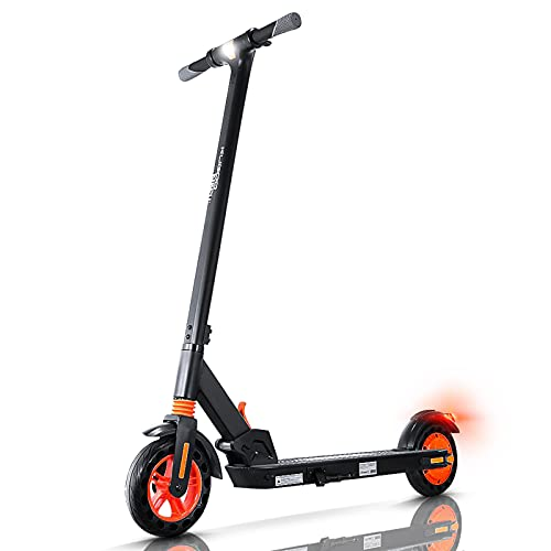 HUABANCHE Elektroroller Erwachsene 25 km Lange Reichweite Elektro Scooter 350W City E Roller Elektroroller...