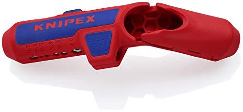 KNIPEX ErgoStrip Universal-Abmantelungswerkzeug (135 mm) 16 95 01 SB