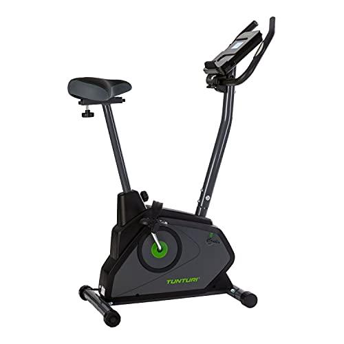 Tunturi Cardio Fit E30 Ergometer Heimtrainer Fahrradtrainer/Fitnessfahrrad/Fahrradergometer/Hometrainer mit...