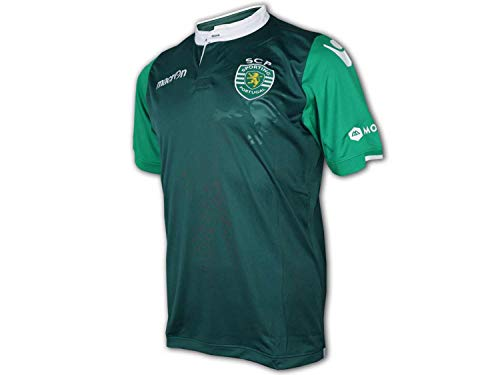 Macron Sporting Lissabon 3rd Shirt 14/15 Sporting Clube de Portugal Trikot, Größe:M