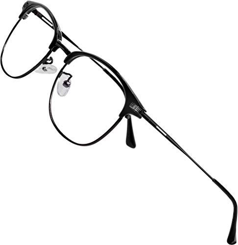 ATTCL Unisex blaulichtfilter brille computerbrille zum Blockieren von UV-Kopfschmerz [Verringerung der...