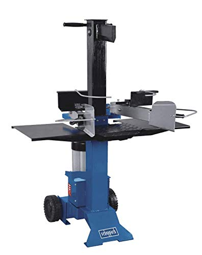 Scheppach Hydraulikspalter HL730 Holzpalter bis zu 495 mm | 7 Tonnen Spaltkraft 7t | 3 KW Brennholzspalter...