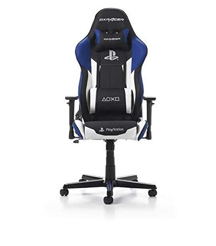 DXRacer / RE-Series/OFFIZIAL Sony Playstation/OH-RZ90-INW Stuhl R-Series OH/RZ90/INW Offizielle Playstation...