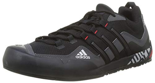 adidas Herren Fx9323_42 2/3 trekking shoes, Schwarz, 42 2 3 EU
