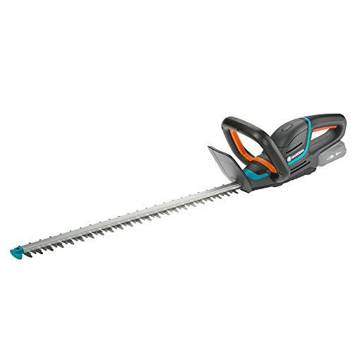 GARDENA Akku-Heckenschere ComfortCut 60 18V P4A ohne Akku: Heckenschneider mit ergonomischem Griff und...