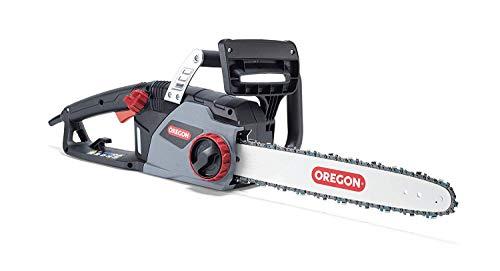 Oregon CS1400 2400W Elektrokettensäge, Leistungsstarke Elektrosäge mit 40 cm (16 Zoll) Führungsschienen mit...