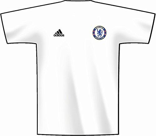 adidas Herren Trikot FC Chelsea Replica 3rd, Dark Marine/Intense Blue F11/White, L, G92202