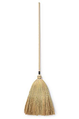 Mendi Großer Reisstrohbesen 150 cm