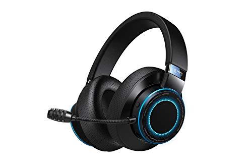 Creative SXFI AIR Gamer - USB-C-Gaming-Headset mit Bluetooth 5.0, hochwertigem ANC CommanderMic, SXFI Battle...