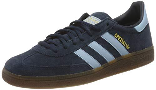 adidas Originals Herren Handball Spezial Sneaker, Collegiate Navy Clear Sky Gum 5, 43 1/3 EU