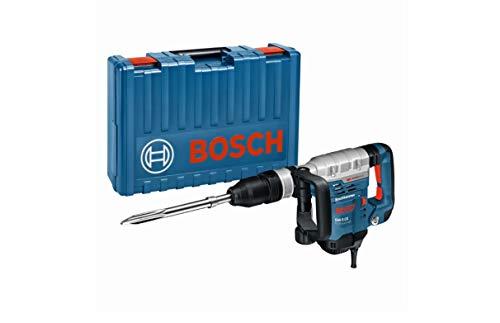 Bosch Professional Schlaghammer GSH 5 CE (mit SDS-max, 1.150 Watt, 400 mm Spitzmeißel, 8,3 J Schlagenergie,...