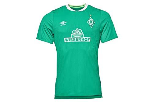 Werder Bremen Umbro Trikot Home 19/20 (M, grün)