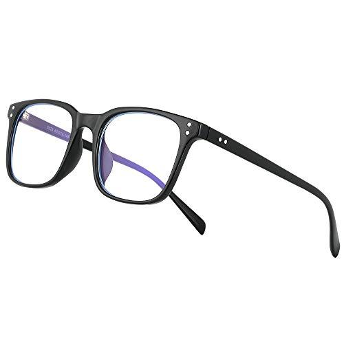 GIMDUMASA Blaulichtfilter Brille Computerbrille PC Gaming Bluelight Filter Uv Blue Light Blocking Glasses Anti...