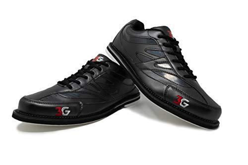 Bowling-Schuhe, 3G Cruze, Damen und Herren, für Rechts- und Linkshänder, 3 Farben, Schuhgröße 36-46 (41.5,...