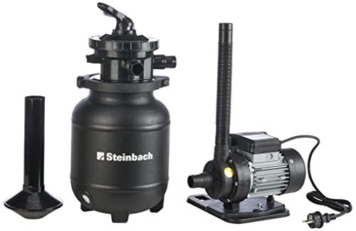 Steinbach Filteranlage Active Balls+, Umwälzleistung 3,8 m³/h, 230 V/200 W, 7-Wege-Ventil, Anschluss Ø...