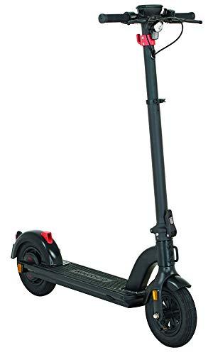 Prophete Unisex– Erwachsene E-Scooter 10', schwarz