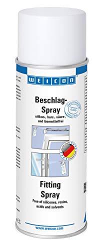 WEICON Beschlagspray 200 ml Schmieröl für Beschläge, Scharniere an Türen Fenster Garage Auto Schlösser...